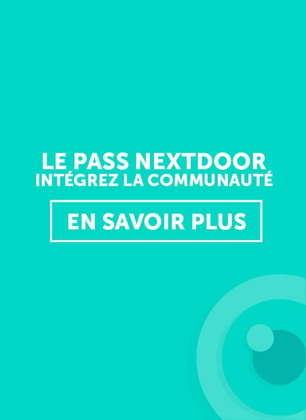 EUREKA - projet Nextdoor